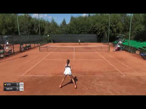 Vishnevskaya Ekaterina v Morozova Alexandra - 2017 ITF Moscow