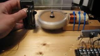 Alex Manzanero Lenz Free Magnetic Diode Experiment