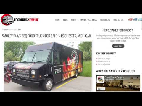 Sell a Food Truck - Free Listings