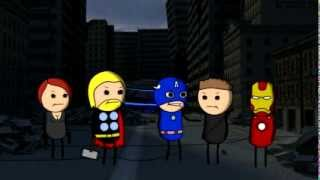 МульКонсервы - Мстители без Халка (Avengers)