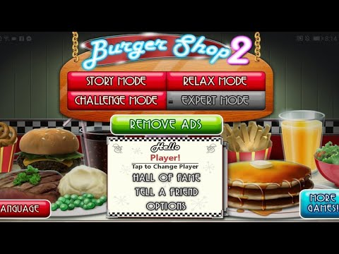 #burgershop2 game showtime by self service |