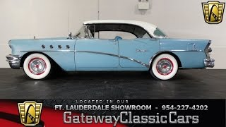 1955 Buick Century Riviera - Gateway Classic Cars of Fort Lauderdale #117