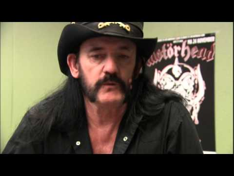 Lemmy Talking Briefly About The Early Days Of Rock & Roll.