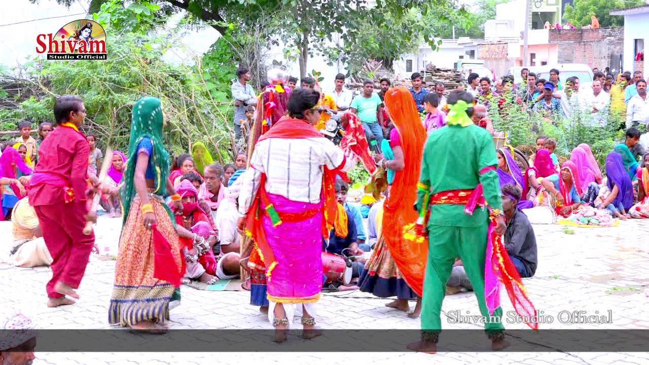 Download मेवाड का गवरी खेल    कांति महाराज का खेल    डांगपुरा(गुडली)लाईव