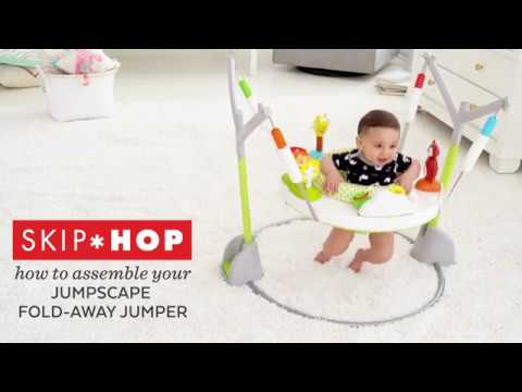 6b6be28e6c17 Skip Hop Explore   More Jumpscape Fold Away Jumper Instructional ...