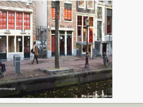 Amsterdam Red Light District Map (interactive)