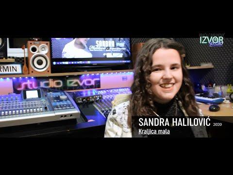 Sandra Halilović - Kraljica Mala - (Official Video 2020)HD