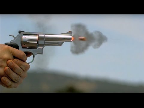 44 Magnum vs Gel Block