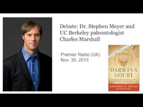 Dr. Meyer Debates Paleontologist Charles Marshall on Premier Radio