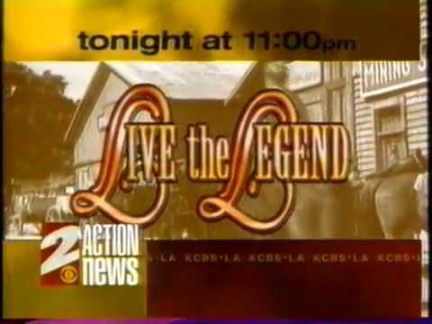 5/21/1994 KCBS News Tease and promos
