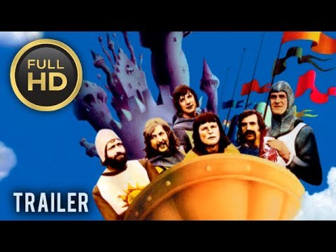 🎥 MONTY PYTHON AND THE HOLY GRAIL (1975)   Full Movie Trailer in HD   1080p