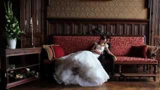видео Романтичная Франция: свадебные платья прованс