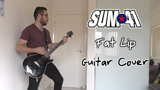 Sum 41 Fat Lip Guitar Cover.mp3