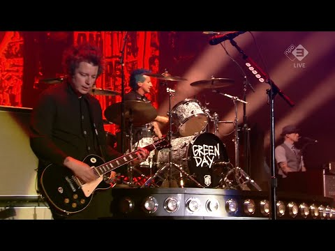 Green Day - When I Come Around - Live at Pinkpop Festival 2017 HD