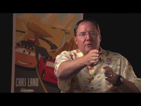 Journeys: Walt, John and a New Disney California Adventure