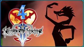 Zagrajmy w: Kingdom Hearts 2 #4 - Kraina smoków!