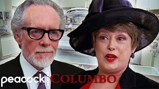Murder In A Mortuary   Columbo