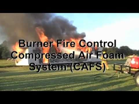 Cafs Compressed Air Foam Fire Fighting Systems Official