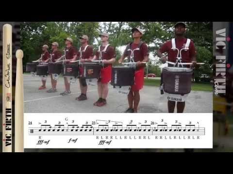 2014 Cadets Snares - LEARN THE MUSIC to Appalachian Spring!