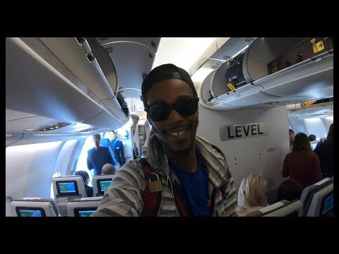 $159 Fly Level Barcelona to Oakland TRIPREPORT