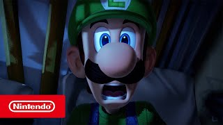 Luigi's Mansion 3 - Luigi's Nightmare trailer (Nintendo Switch)