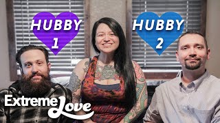 Raising My Kids With Two Husbands | EXTREME LOVE