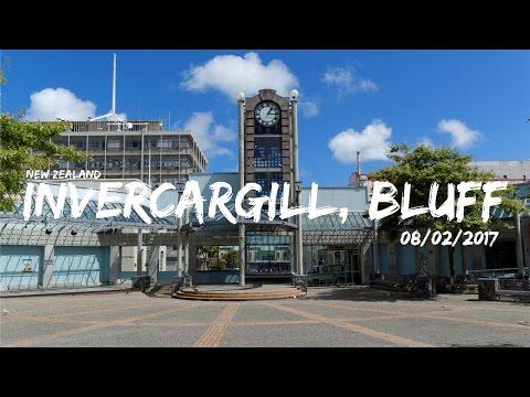 Invercargill, Bluff | Work & Travel | cinematic Vlog | 2017