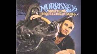 Morrissey- Something Is Squeezing My Skull. Demo Version
