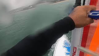 바람 타고 만리포에서 서핑을 !!