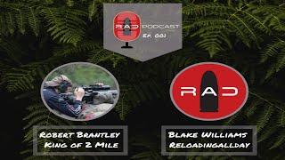 RAD Podcast-Episode 001-Robert Brantley