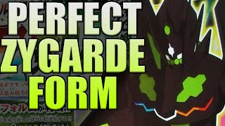 Perfect Zygarde Form Pokemon News Update! September Coro Coro Leak! Pokemon XYZ Version?