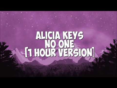 Alicia Keys - No One [1 Hour Version]
