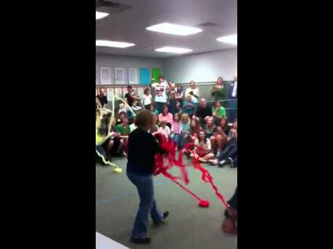 West hills church Minute to win it