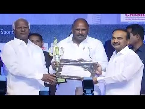 CREDAI Telangana Reality Awards | CREATE - 2017 | TV5 News
