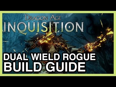 how to build a ranger rouge dragon age 4