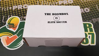 The Boombox ELITE Soccer ⚽️ Unboxing!