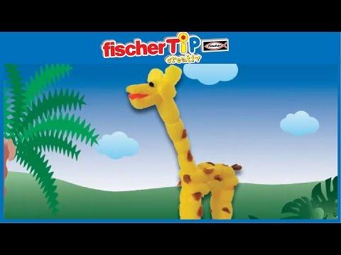 fischerTiP giraffe Tutorial english