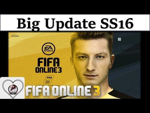 I Love FO3 | Top Những Cầu Thủ TĂNG GIẢM Chỉ Số SS16 Sau Big Update Fifa Online 3:  Pogba SS16 ?