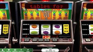 Slots 3 | 9 26 18 | Hoyle Casino Collection
