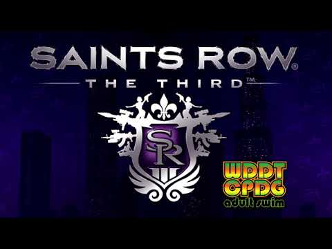Adult Swim WDDTCPDG Radio Station from Saints Row The Third with Jingles, Commercials and DJ Comment