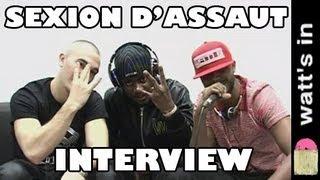 Sexion d'Assaut : En attendant l'Apogée Interview exclu