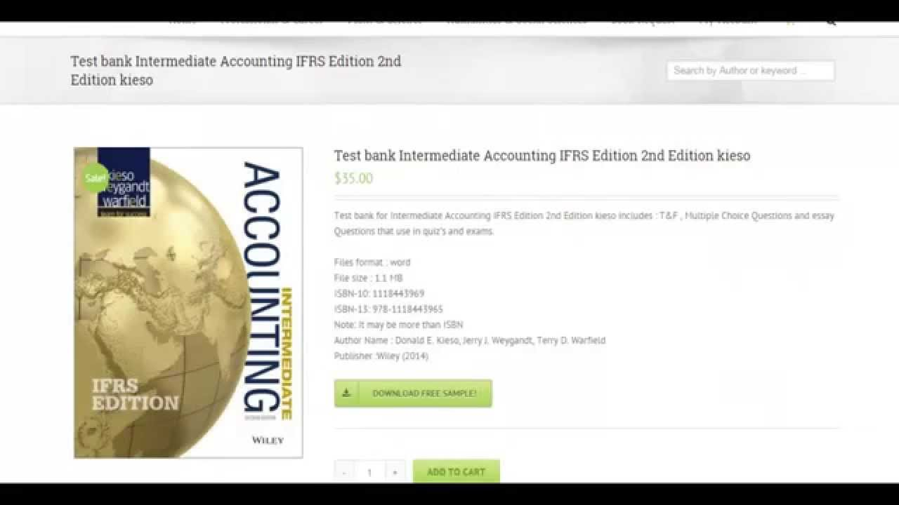 Accounting 2nd Edition