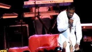 """Keith Sweat """"Twisted"""" Live @ Freedom Hill"""