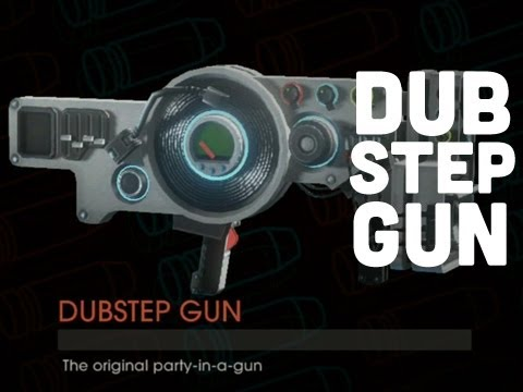 Saints Row 4 - How To Find The Dubstep Blaster
