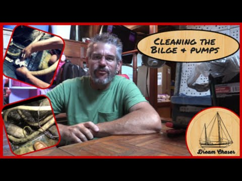 Cleaning the Bilge and Pumps