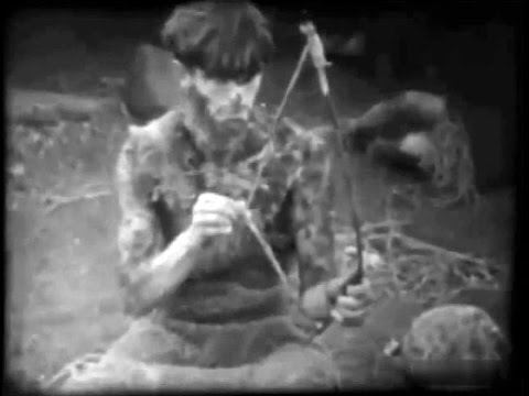 """Brute Force"" (1914) director D. W. Griffith starring Robert Harron"