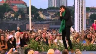 Gambar cover Håkan Hellströms-När lyktorna tänds live Allsång på Skansen