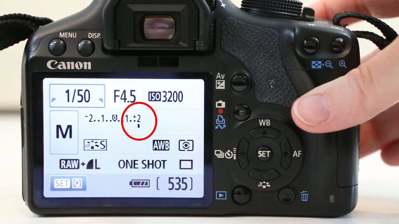 manual mode on a dslr how to get your settings right by vail fucci rh youtube com Canon Rebel Camera Manual Canon Camera Manuals Printed