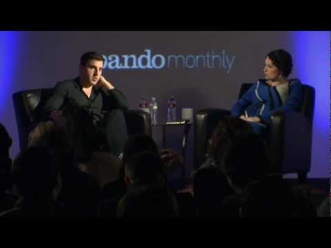 PandoMonthly: Fireside Chat With Airbnb CEO Brian Chesky