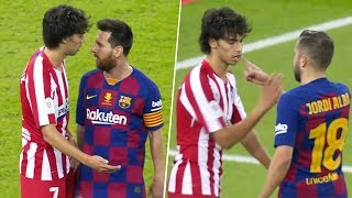 Crazy Football Fights & Angry Moments ft Messi, Joao Felix 2019/2020